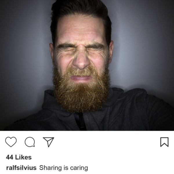 Ralf Silvius Hacking Instagram